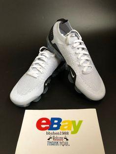 6de53449b40cb Nike Air Vapormax Flyknit 2 White Black 942842-103  Nike  AthleticSneakers  Nike