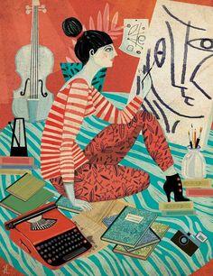 Illustration: Gosia Herba