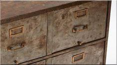 loft design bútor Industrial Loft, Industrial Design, Loft Design, Do It Yourself Projects, Wabi Sabi, Rustic Furniture, Filing Cabinet, Vintage, Home Decor