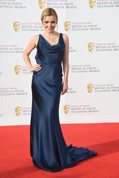 Pin for Later: Stars Celebrate in the Sunshine at the TV BAFTA Awards Katherine…