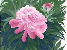 Ни один цветок я не рисовала в таком количестве, как пион. Много техник было испобовано. Настоящей работой я очень довольна. Наконец-то я нарисовала свой пион. Пока цветочную тему оставляю, следующее видео будет не о цветах.
