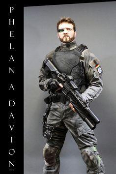 Universal Soldier STOCK IV by PhelanDavion.deviantart.com on @DeviantArt