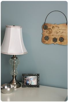 Sherwin Williams Languid Blue - Living room color