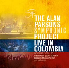 The Alan Parsons Symphonic Project-Live In Columbia(2016)