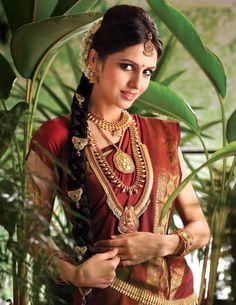 #bride #Jewellery soth indian bride