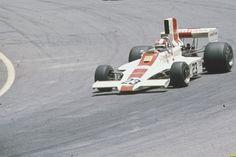 Rolf Stommelen - Embassy Racing - Lola T370 - GP de Brasil 1975