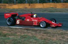 Gunnar Nillson Lotus Fuji 77, the last GP