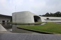 Gallery of Hsiangshan Visitor Center / Norihiko Dan and Associates - 3