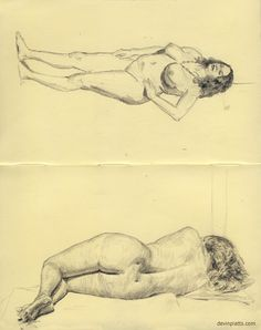 life drawing [naked is dirty, right?]