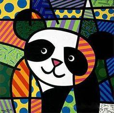 Oso panda Britto