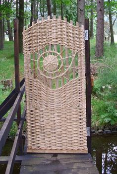 Stunning Special Branch Baskets Hurdles by Jane Wilkinson