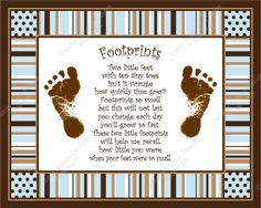 baby boy room blue and brown | ... beautiful addition to compliment your baby's nursery or scrapbook
