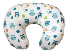 dreamgenii Pregnancy Donut Pillow (Multi Owls).  Special Price now HKD420/pc.