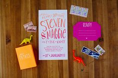 Neon-Hand-Lettered-Wedding-Invitations-Maggie-Winters-Old-City-Press-OSBP10