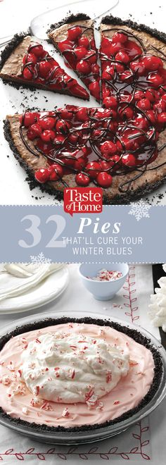 32 Pies That'll Cure Your Winter Blues