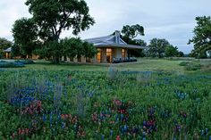 Laura and George W. Bush's Serene Texas Retreat | Architectural Digest