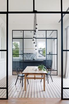 This the Next Big Kitchen Trend? Is This the Next Big Kitchen Trend? via This the Next Big Kitchen Trend? Australian Interior Design, Interior Design Awards, Australian Homes, Home Interior, Interior Architecture, Interior Walls, Interior Windows, Design Interiors, Classical Architecture