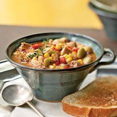Brunswick Stew Recipe soups-chowders-stews-chili-beans