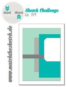Willkommen zu Sketch Nr. 149 bei Match the Sketch! Ihr habt bis Dienstag, 20 Uhr (MEZ) Zeit um an der Challenge teilzunehmen.   Welcome ...
