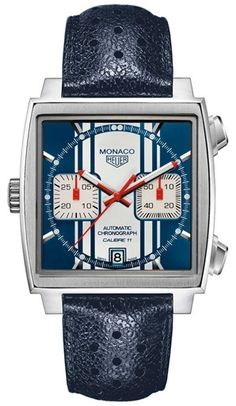 TAG Heuer Monaco Steve McQueen Calibre 11 Chronograph