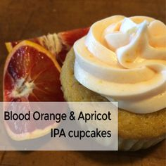Yummy Treats, Yummy Food, Tasty, Party Recipes, Cupcake Recipes, Beer Cupcakes, Alcohol Recipes, Man Stuff, Blood Orange