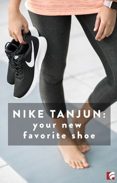 Okay, spoiler alert: we love sneakers. We love them in all shapes, sizes and colors—and we especially love them when they're from Nike. Enter the Nike Tanjun. These are the kind of shoes you can wear all day long. Don't believe us? We put it to the test.