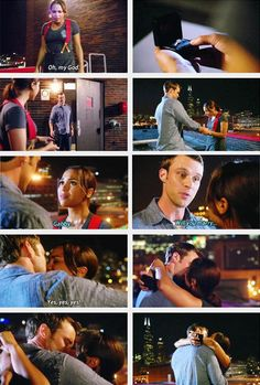 Casey: Gabby... Will you marry...  3x02                                                                                                                                                                                 More