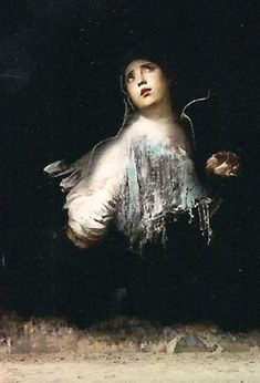 Baroque and Broken: Eerie Paintings in Abandoned Places