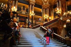 """Amongst the many attractions of the French capital city of Paris is its opera house, known as the Palais Garnier. Described as """"probably the most famous opera house in the world,"""" it has been the. Capital City, Opera House, Paris, Architecture, World, Pictures, Arquitetura, Photos, Montmartre Paris"""