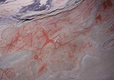 Chumash Rock Art in the Los Padres National Forest- Article by Chuck Graham Chumash Indians, Los Padres National Forest, Rock Of Ages, Prehistory, Native Americans, Ancient Art, Rock Art, Social Studies, Graham