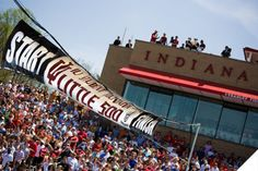 Indiana University's Little 500.  The World's Greatest College Weekend.