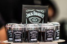 Que tal um brigadeiro de Jack Daniel's, sensacional!