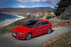 10 Cool Audi A3 Sportback Red Photo