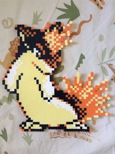 Your place to buy and sell all things handmade Beaded Cross Stitch, Cross Stitch Patterns, Pokemon Sprites, Pokemon Cross Stitch, Pokemon Perler Beads, Homemade Christmas Cards, Perler Bead Art, Perler Patterns, Cool Things To Buy