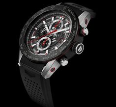 Tag Heuer Carrera Wearable 01 Is The Company's First Smartwatch