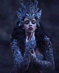 @vampira_passista in my fairytale world #agnieszkalorek #queen #night #ornaments #dark #fantasy #fairytale