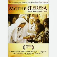 """RECOMMENDED! Mother Teresa: """"In The Name of God's Poor"""" (1997)   Jerry's Hollywoodland Amusement And Trailer Park"""