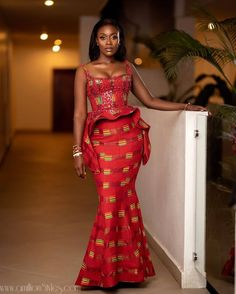 African Prom Dresses, Latest African Fashion Dresses, African Print Fashion, African Dress, Ankara Fashion, Africa Fashion, African Prints, African Style, African Fabric