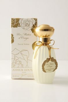Annick Goutal: her perfumes truly send me...