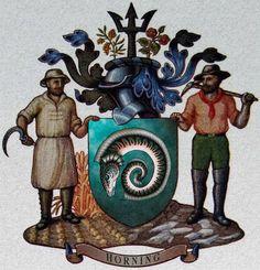 Wappen der Nation Horning