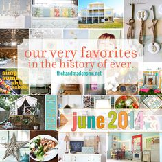 our very favorites in the history of ever {june 2014} | the handmade home