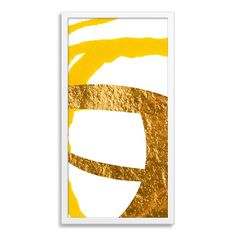 The Arts Capsule Ink Diptych - Sun Gold