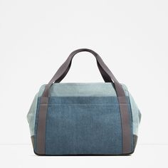 Image 1 of CASUAL DUFFLE BAG from Zara