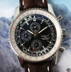 Breitling Navitimer 1461 Perpetual Calendar Chronograph LTD ED 2015 Full Set Breitling Navitimer, Breitling Watches, Perpetual Calendar, Full Set, Watch Brands, Chronograph, Stainless Steel, Accessories