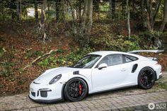 Porsche 991 GT3 RS 1