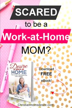 Free eBook! Do you feel that burning desire to be at home and work while taking care of your kids? Do you have a passion to be an entrepreneur and be a hands-on mother at the same time? But is it enough reason to quit your job immediately? And how can you tell if His will for you is to become a WAHM?  ASK God to answer all these questions.