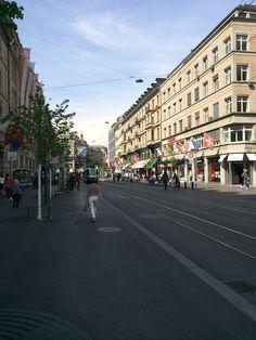 Zurich  suiza