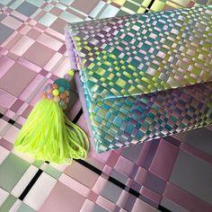 ingunn birkeland - Textiles, Bags, Fashion, Handbags, Moda, Fashion Styles, Fabrics, Fashion Illustrations, Bag