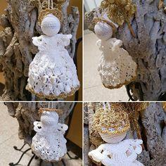 #angel #crochet #passion #handmade #designer #mycreation #whites #winterfun #instagram #instacrocheting #instacrochet #instafashion #picofthisday #picoftheday #bestofthebest #instaitalia #instapics