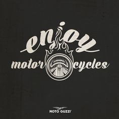 Those who ride, never get bored. | #motoguzzi #bike #font #black #style #caferacer #cool #fun